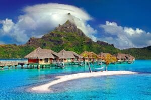5 Star Resort in the South Pacific on many people's bucket list